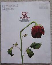 Labour party – Ewan McGregor - FT Weekend Magazine – 17 September 2016