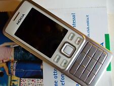 Cellulare NOKIA  6300 RIGENERATO GRADO A