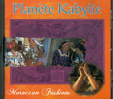 Planete Kabylie CD 1998 Various Artist North African Folk Songs in French