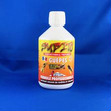 Subito Guepes Toitures Concentré 500 ML Insecticide - 500ml pour 5 litres d'eau