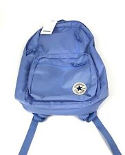 Converse Original Backpack Unisex Bag w/ Laptop Pocket Blue