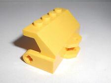 Lego (2578a) Halterung für Kehrmaschine (2 Finger), in gelb aus 6649 7242 4933
