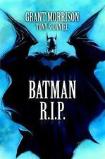 Batman R. I. P. by Grant Morrison (2010, Paperback)