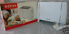 DIVYA AUTO POP UP TOASTER FOR CRUNCHY BREAD WITH 6 DEGREE BROWNING CONTROL