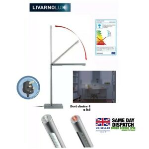 Livarnolux LED Strip Desk Lamp, Uses up To 83% Less Energy