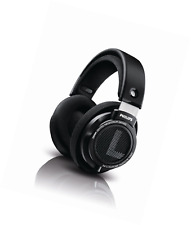 Philips SHP9500 HiFi Precision Stereo Over-ear Headphones (Black) Wired New