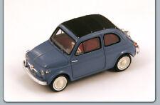 Fiat Nuova 500 1957 Azzurro Cenere 1:43 Spark S2690 Modellino