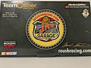 Team Caliber Owners Series 2001 Mark Martin's #6 1:24 Diecast Roush Racing