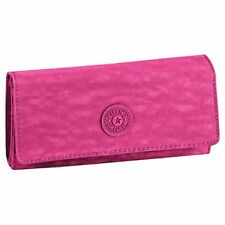 Kipling BROWNIE AHCC Berry Grande Borsetta Wallet Clutch Bag Purse Nuovo in