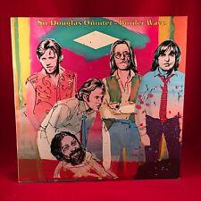 SIR DOUGLAS QUINTET Border Wave 1981 UK vinyl LP  EXCELLENT CONDITION