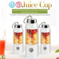 500ml USB Charging Blender Mixer Portable Juicer Machine Juice Fruit Maker Cup