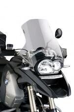 PUIG BULLE TOURING BMW R1200 GS 2007 FUME CLAIR