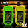 Garmin Alpha 100 Flexible Protective Silicone Gel Cover Case Night Glow by GVDS