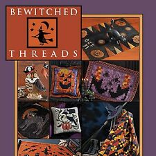 NEW BOOK: Bewitched Threads: 17 Great quilting and sewing projects!