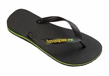 Havaianas Flip Flops Brasil Logo Top Unisex Summer Beach Sandals Thongs