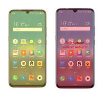 2x Film de protection d'écran pour Meizu Note 9 recouvre 100% de l'écran dipos