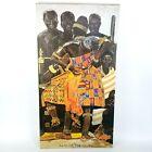 Daniel L Pore Print on Canvas Black Art African Woman Let Me Tell You Somethin