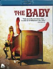 Baby Blu-Ray Severin Ted Post 1973 cult expoloitation grindhouse drive in