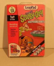 Leap Frog LeapPad Scooby Doo! and the Disappearing Donuts Book & Cartridge