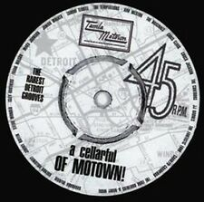 A Cellarful Of Motown - Various Artists (NEW 2CD)