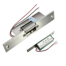 AU 12v DC Fail Safe Electric Strike Lock NC Narrow-type Door for Access Control