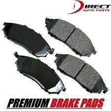 Front Premium Brake Pads Set For Infiniti EX35 EX37 FX35 FX37 FX45 G25 G35 G37