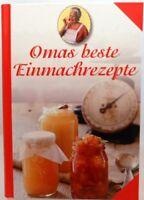 Omas beste Einmachrezepte Gebundene Ausgabe Traditionelle Rezepte Einmachen (36)