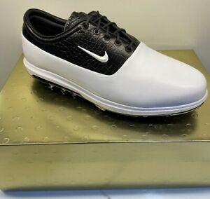 Nike Men's Air Zoom Victory Tour W Golf Shoes White Black AQ1478-104 Size 11.5 W