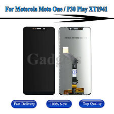 For Motorola Moto One P30 Play XT1941 LCD Digitizer Touch Screen Replacement USA