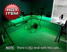 "i 8 foot Led / x neon Desk Light - light up ""your"" desk complete with remote"