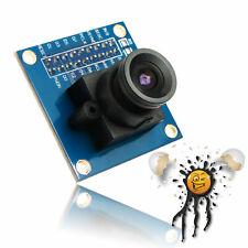 Arduino Esp Avr I2c Camera Module Ov7670 Module 640x480 3 Mbits Acrylic Holder