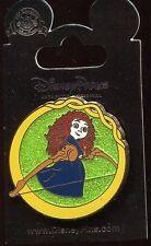 Brave Young Merida Disney Pin 102768