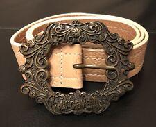Roberto Caballi Womens Leather Belt