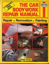 AUTO CARROZZERIA riparazione manuale Inc.. RESTAURO & Pittura Da PORTER PUB. Haynes 1985