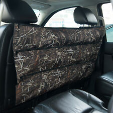 HOMCOM Gun Rifle Safe Bag Case Back Seat Oxford Organizer Storage SUV Truck