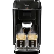 SENSEO® HD7865/60 HD7865/60 Kaffeepadmaschine Schwarz Höhenverstellbarer