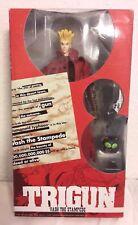 "TRIGUN Vash the Stampede collectible Action Figure Toycom 30cm 12"" ANIME MANGA"