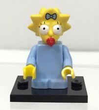 Maggie Simpson Simpsons minifigure with Stand Series 2 LEGO 71009