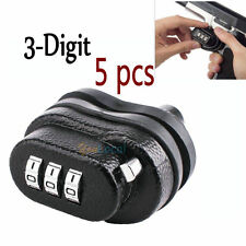 5X Combination Trigger Lock keyless Universal 3Digit Combo Gun Safe Child Theft