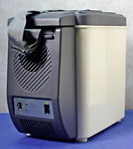 Portable Electric Car Mini Fridge Refrigerator Cooler/Warmer Travel Camping Box