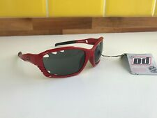 Dirty Dog Sunglasses Sport Pipe Red with Grey Vented Polarised Lens 58015