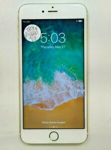 Apple iPhone 6s Plus A1687 16GB T-Mobile Clean IMEI Good Condition DA-2187