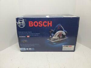 """Bosch CCS180-B15 CORE18V 6-1/2"""" Circular Saw Kit w/ (1) 18V 4.0Ah Battery New"""