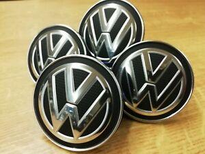 4 original VW Passat B8 Golf 7 Tiguan 5NA Nabenkappen Nabendeckel 5G0601171B