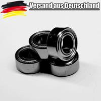 4 Stück 692ZZ 692 ZZ 2x6x3 mm Miniature Kugellager Lager Bearings L0179