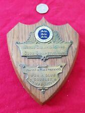 Rare World Table tennis Memorabilia vintage MacIver Hayward trophy championship