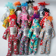 "NEW Random Pattern Color Stress Relief 12"" Dammit Doll Plush toy 1PCS"