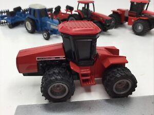 ERTL 1:64 RED CASE INTERNATIONAL 9250 RIGID FRAME 4WD TRACTOR FARM MACHINES