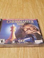 Chessmaster 7000 (PC, 1999)