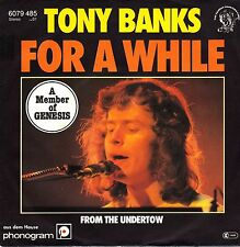 """7"""" Tony Banks (Genesis) – For A While // Rare Germany 1979"""